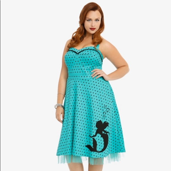Disney Dresses | Brand New Plus Size Ariel Dress | Poshmark